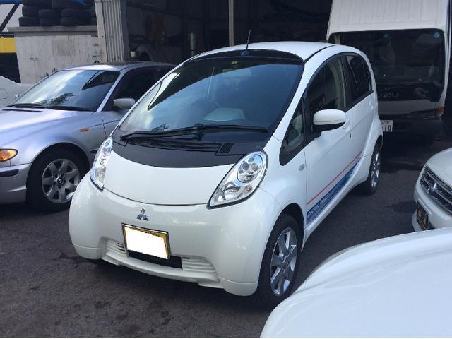 三菱 ベースグレード 電気自動車 メモリーナビ
