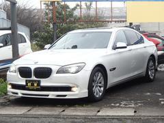 BMW740i アルピナエアロ 純正ナビ TV Bカメラ ドラレコ