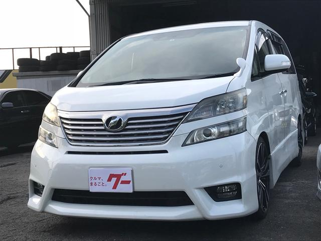 トヨタ 2.4Z プラチナセレII フリップダウンリアモニター