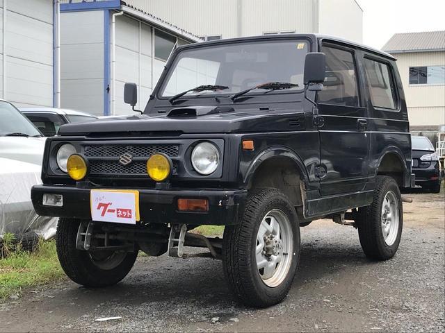 スズキ ジムニー スコットリミテッド 5MT 4WD