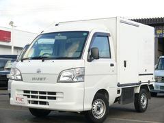 ハイゼットトラック冷凍車 エアコン キーレス オートマ 庫内灯 パワーウインド