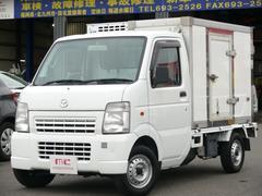 スクラムトラック蓄冷式冷蔵車 100Vケーブル エアコン パワステ MT