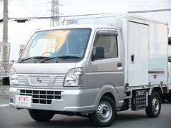 クリッパートラック冷蔵冷凍車 −5℃冷凍機 オートマ Tチェーン CDデッキ