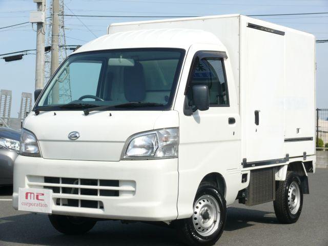 ダイハツ 中温冷蔵冷凍車 -5℃デンソー冷凍機 AT