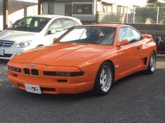 BMW850CSi 6速MT ディーラー車 左ハンドル
