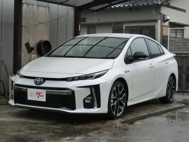 プリウスPHV(トヨタ) S GRスポーツ 中古車画像