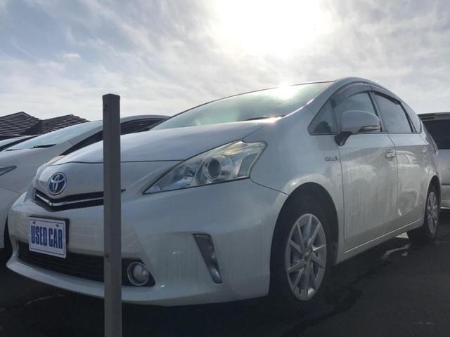トヨタ S バックモニター アルミ スマートキー ETC ナビ