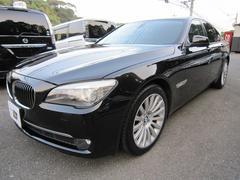 BMW740コンフォートプラスパッケージナビ黒皮サンルーフ19AW