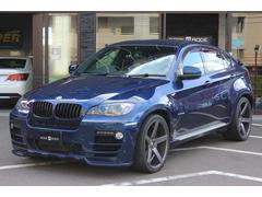 BMW X6xDrive 35i SR ラバーディップ 22inAW