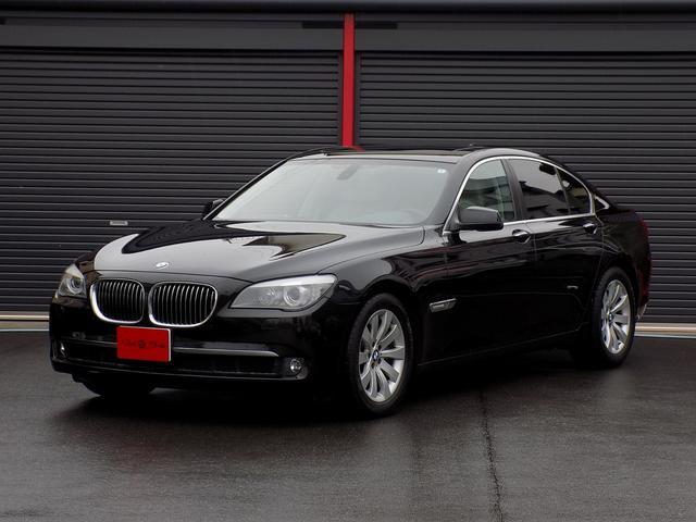 BMW 740i D車左H コンフォートPKG プラスPKG SR