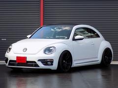 VW ザ・ビートルデザイン ディーラー車 1オーナー ST車高調 純正ナビ