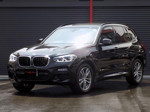 BMW X3 xDrive 20d Mスポーツ ハイラインパッケージ