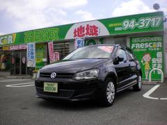 VW ポロ1.4 コンフォートライン 社外ナビ 1年保証