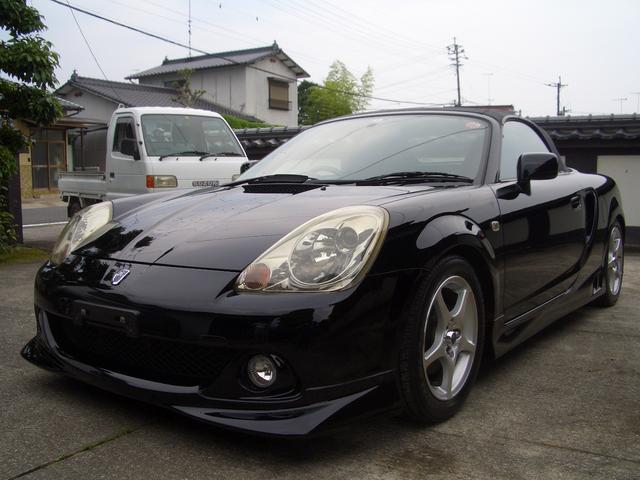 MR−S(トヨタ) Sエディション 綺麗 中古車画像