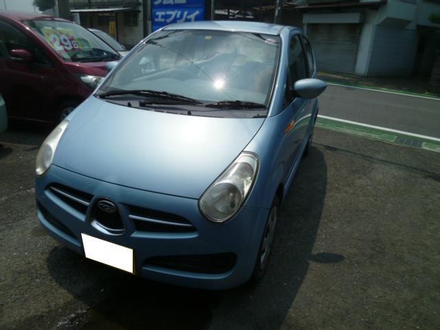 「スバル」「R2」「軽自動車」「福岡県」の中古車