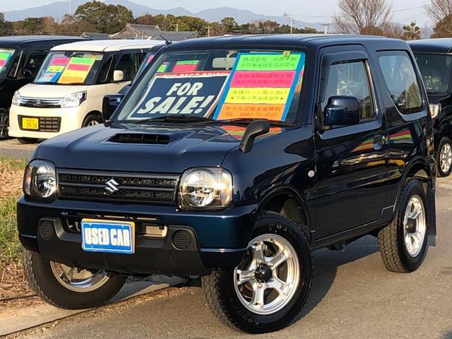 スズキ XG 10型5F 4WD ワンオーナー 社外16AW 記録簿