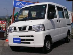 NV100クリッパーバンDX 4WD 5MT