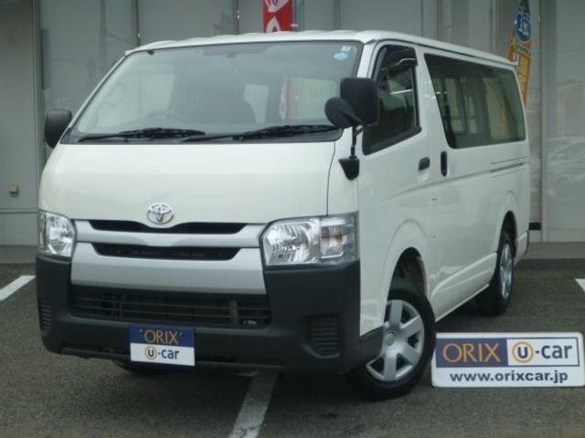 トヨタ ロングジャストローDX