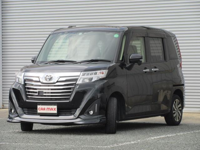 トヨタ カスタムG 2年保証 9インチナビ フルセグTV バックモニター 両側電動スライドドア LEDヘッドライト