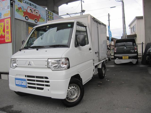 三菱 ミニキャブトラック VXマイナス5度冷蔵冷凍車パワステタイミングベルト交換済