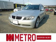 BMW320iツーリング DVD再生ナビTVバックカメラ HID