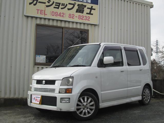 スズキ RR-DI・HDDナビ・純正アルミ・オートエアコン・ETC
