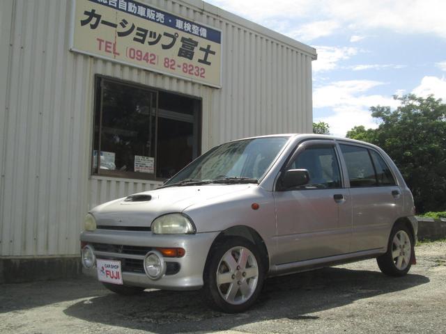 「スバル」「ヴィヴィオ」「軽自動車」「佐賀県」の中古車