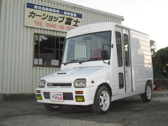 「ダイハツ」「ミラウォークスルーバン」「コンパクトカー」「佐賀県」の中古車