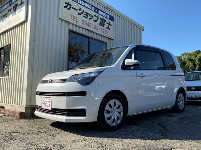 トヨタ HDDナビ・オートスライドドア・キーレス・エアコン・ABS