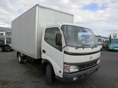 ダイナトラック2T アルミバン アルミ箱車 ワイド ロング