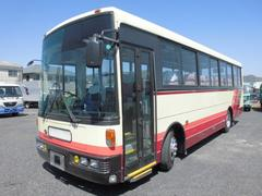 日産ディーゼル中型バス 46人乗り 自動ドア バス
