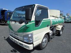 エルフトラック3000L バキュームカー 糞尿車