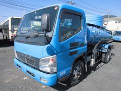 キャンター3650L バキュームカー 糞尿車