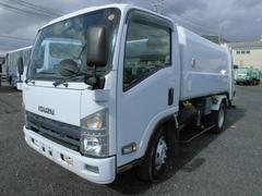 エルフトラック3T パッカー車 回転式 ダンプ式 6.7立米 塵芥車
