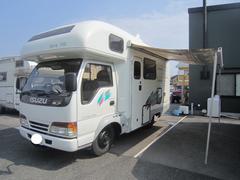 エルフトラックバンテック テラ500 2段ベッド付 Rエアコン Rヒーター