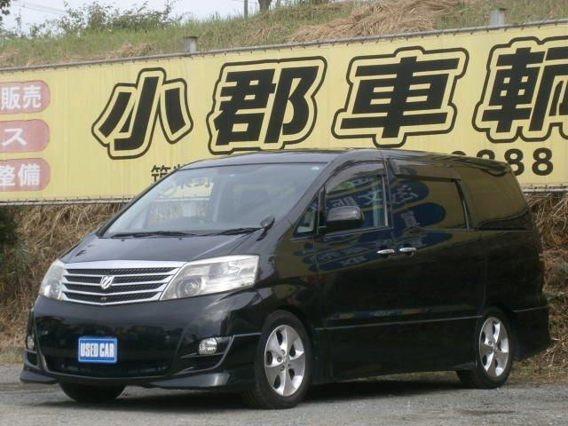 トヨタ AS HDDナビ 両側パワースライド