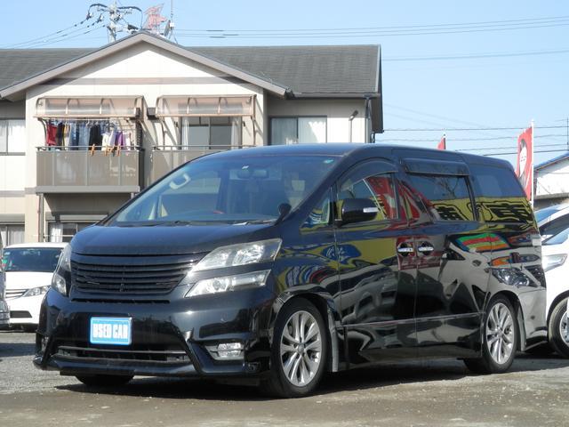 トヨタ 2.4Z プラチナムセレクション 純正HDDナビ フルセグ