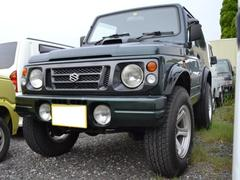 ジムニーXLリミテッド 4WD ターボ Tベルト交換済 JA12W