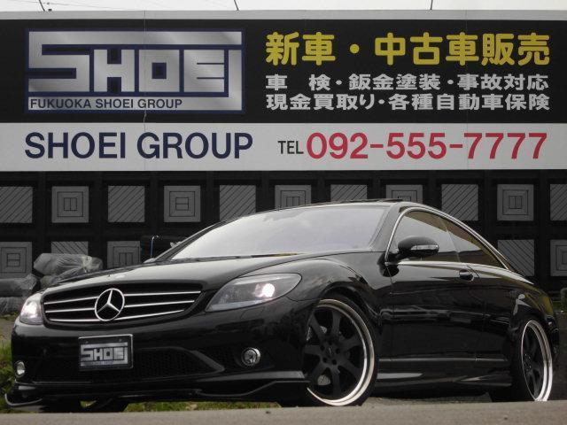 メルセデス・ベンツ AMGスポーツP HDD 黒革 SR 21AW エアロ 左H