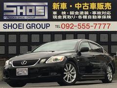 GS黒革 HDD 車高調 HID Bカメラ ETC HIDフォグ