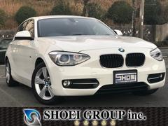 BMW116i スポーツ HDDナビ プッシュスタート