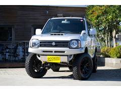 ジムニーXC リフトアップ 新品サスペンション タイヤ