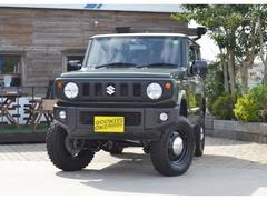 ジムニーXL 5速マニュアル 4WD メモリーナビ地デジ リフトアップ スマートキー アルミホイール ターボ ミュージックプレイヤー接続 シートヒーター 横滑り防止