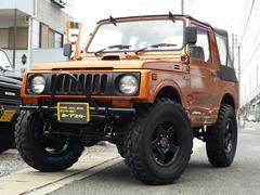ジムニー幌660CC 4WD リフトアップ公認改全塗装済み