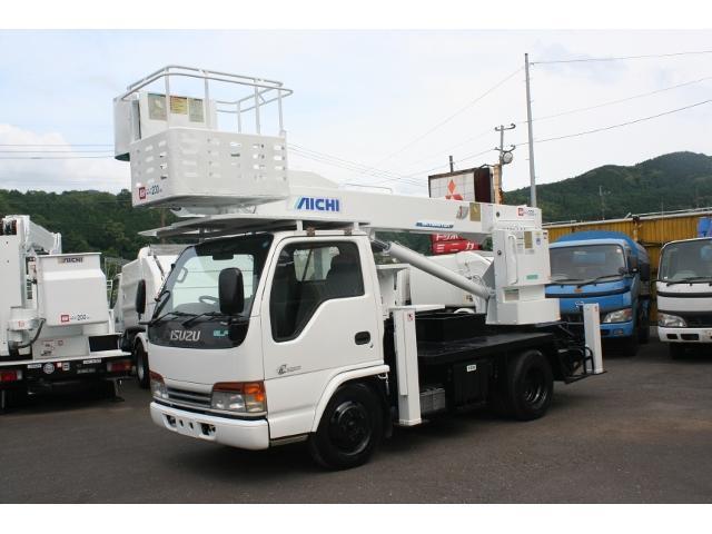 いすゞ アイチ高所作業車SK12A