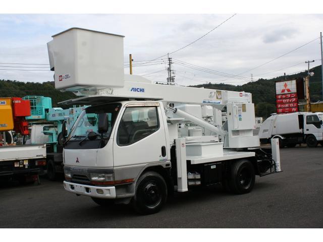 三菱ふそう アイチ高所作業車SK126