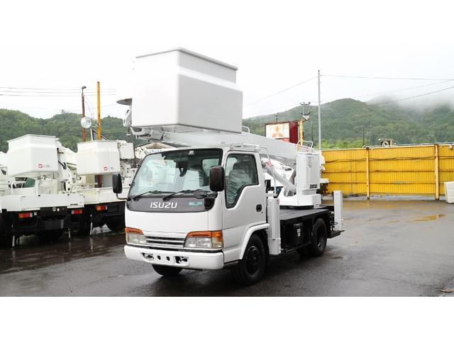 いすゞ タダノ高所作業車AT130TG