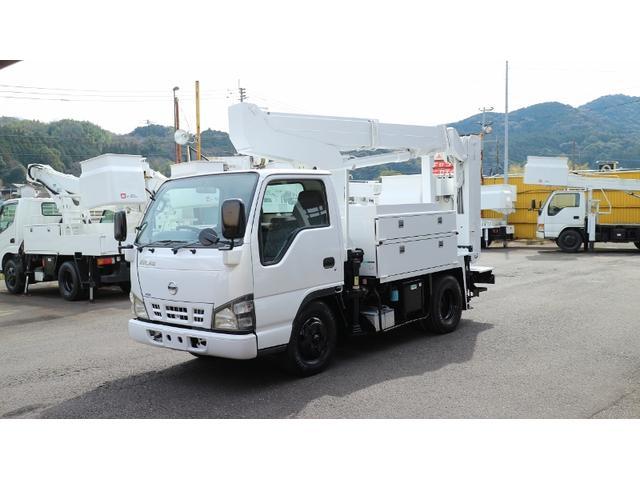 日産 アイチ高所作業車SE10A