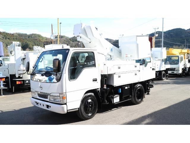 日産 アイチ高所作業車SH09A