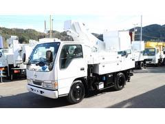 アトラストラックアイチ高所作業車SH09A